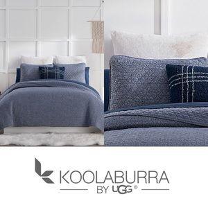 Koolaburra by UGG Fur Phoebe King Pillow Sham Set